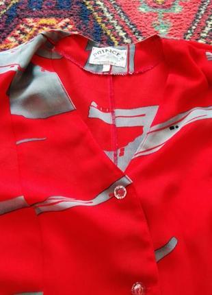 Женская блузка большого размера3 фото
