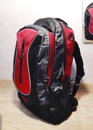 Непромокаемый прочный рюкзак eurohike 20л 42х26х17см. идеальное состояние
