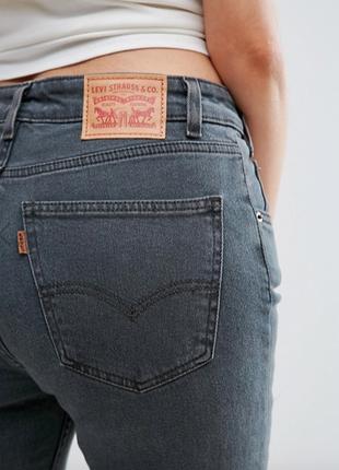 Levis 721 джинсы