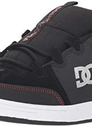 Кроссовки dc shoes р. 32.5