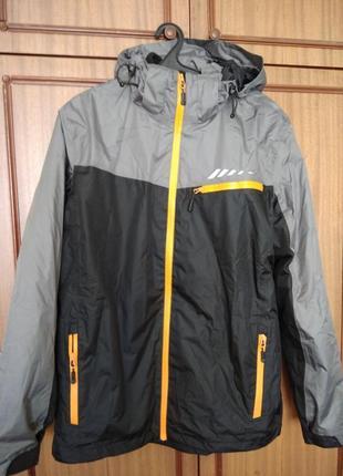 Мужская куртка crivit 3in1