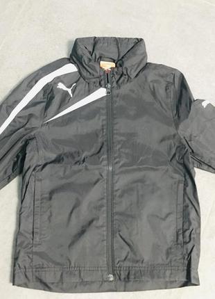 Куртка, ветровка puma на рост 128 см 7-8 лет