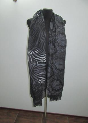 Новый коттоновый шарф италия