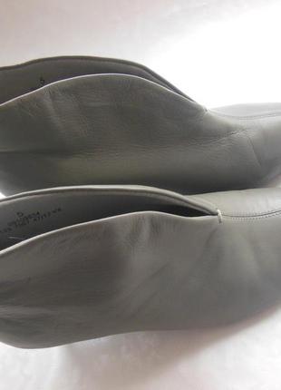 Ботинки демисезон 100% кожа