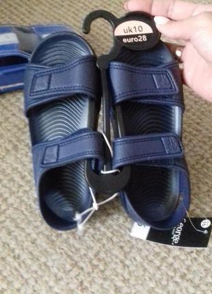 Супер легкі сандалі від  george2