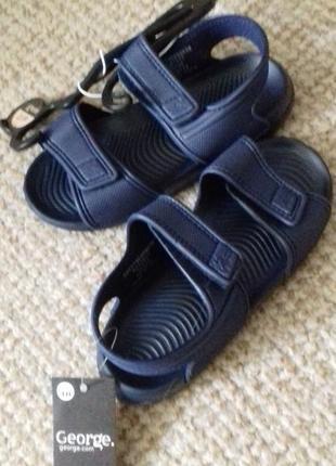 Супер легкі сандалі від  george4