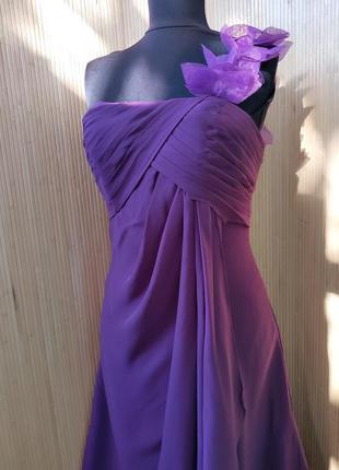 Вечернее / выпускное длинное платье бюсте e dreams2