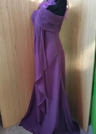 Вечернее / выпускное длинное платье бюсте e dreams3