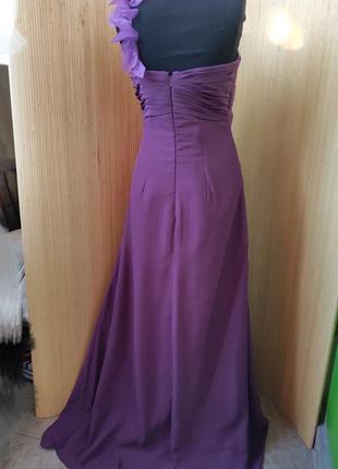 Вечернее / выпускное длинное платье бюсте e dreams4