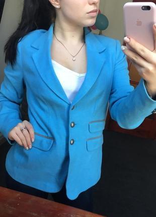 Стильный пиджак,размер xl