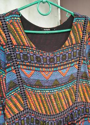 Очень крутое платье  от desigual3