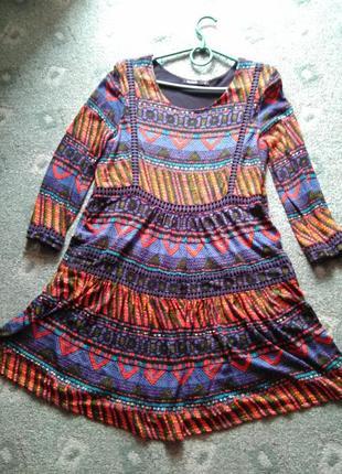 Очень крутое платье  от desigual2