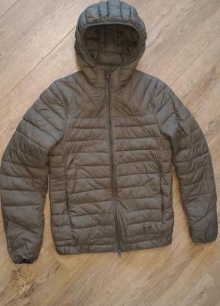 Фирменная стеганая куртка.pull&bear/оригинал.s3 фото