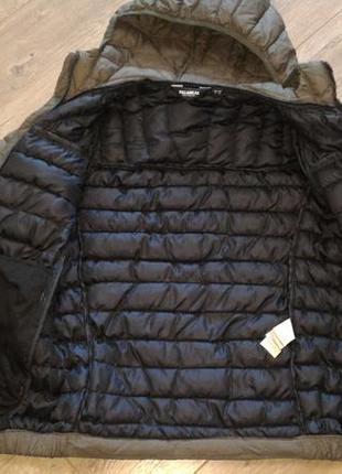 Фирменная стеганая куртка.pull&bear/оригинал.s2 фото