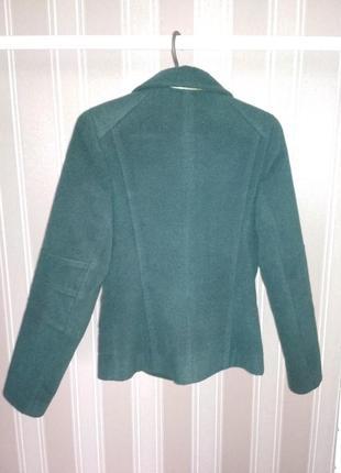 Кашемировое пальто3 фото