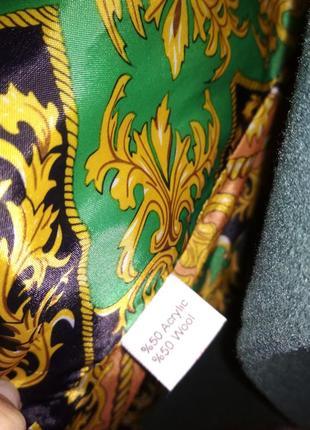 Кашемировое пальто4 фото
