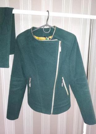 Кашемировое пальто6 фото