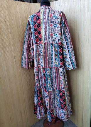 Актуальное платье рубаха оверсайз3
