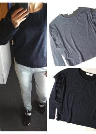 Стильный свитер с рюшами, promod, p. 12-14