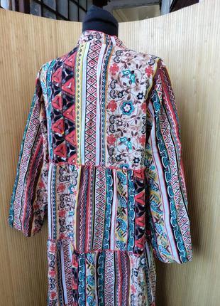 Актуальное платье рубаха оверсайз4