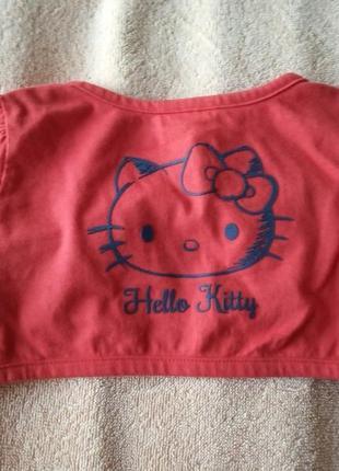Болеро hello kitty