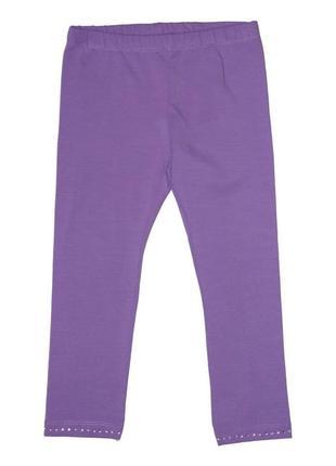 Новые фиолетовые капри для девочки, ovs kids, 2384462