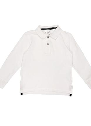 Новая белая рубашка-поло для мальчика, ovs kids, 8399793