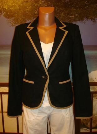 Пиджак льняной размер 8-10 next