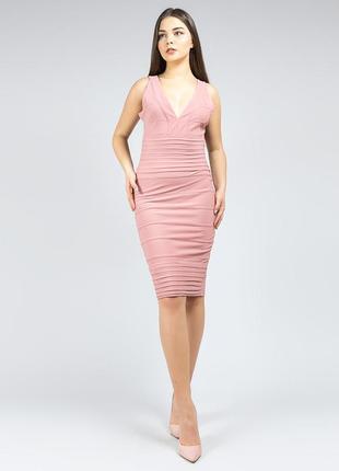 Бандажное платье missguided