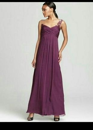 Вечернее / выпускное длинное платье бюсте e dreams7