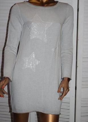Платье  made in italy isilk