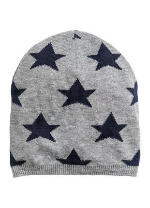 Розпродаж! шапка h&m 1.5-4 роки на об'єм 50-52