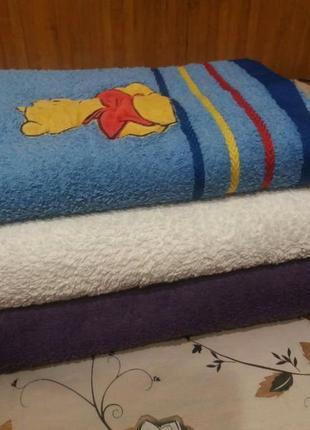 Набор семейный банных полотенец-3шт
