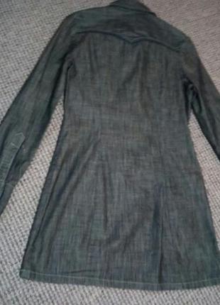Красивое катоновое платье раз.10/124 фото