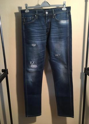 Стильные мужские джинсы jack&jones corp. denmark оригина