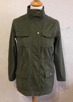 Куртка, ветровка, пиджак new look, р. 134-146, катон