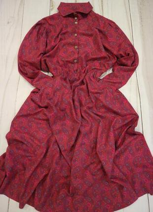 Платье в стиле винтаж, пьер карден, pierre cardin, франция, м-l