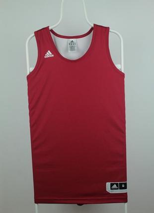 Оригинальная баскетбольная 2ух сторонняя майка adidas jersey
