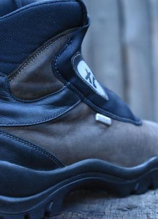 Helvesko оригинал!! детские ботинки кожаные для мальчика размер 37