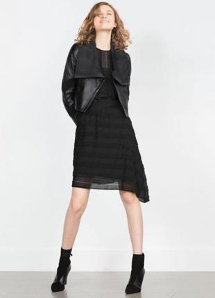 Обворожительное платье, zara w&b