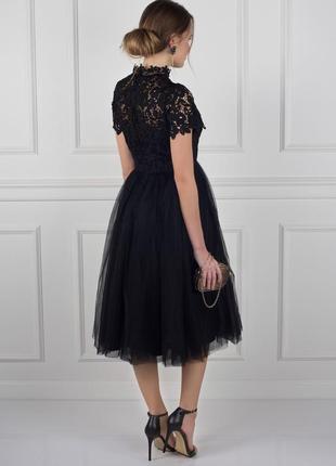 Роскошное вечернее платье chi chi london plus size7 фото