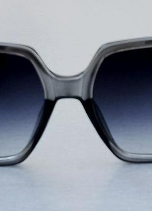 Очки yves saint laurent женские солнцезащитные в прозрачной оправе