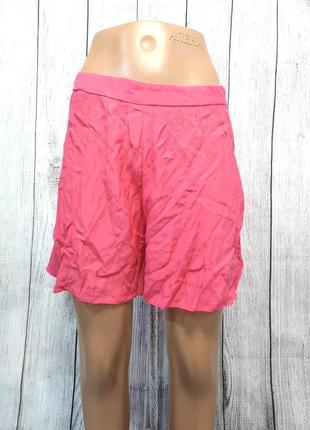 Шорты легкие new look, розовые, стильные, как новые!