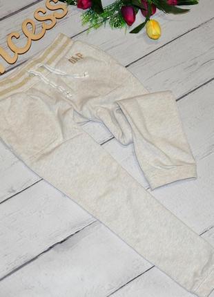 Спортивные штанишки на девочку gap