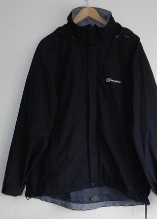 Berghaus куртка черная мужская, xl