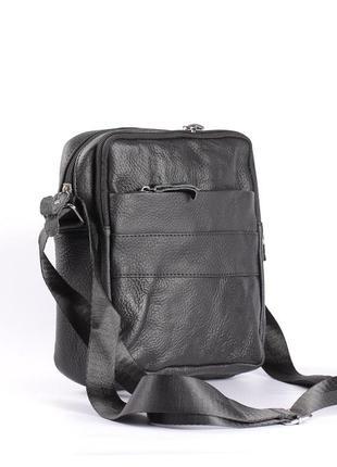 Мужская кожаная сумка, классическая модель