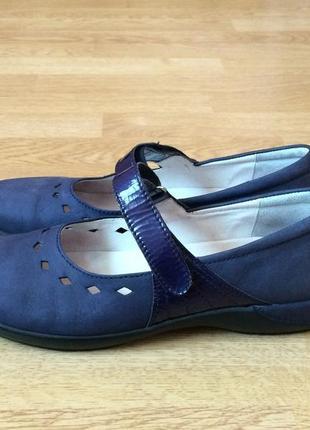 Кожаные туфли christian diet англия 41 размера в отличном состоянии
