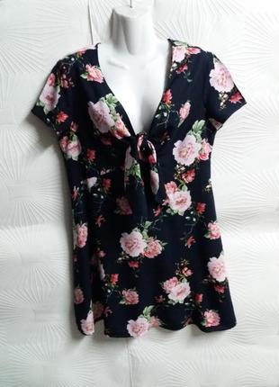 Красивое короткое платье new look