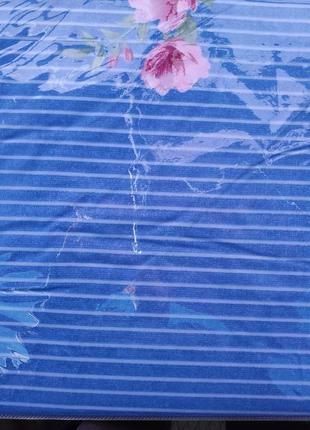 Комплект постельного белья евро 200х230 фланель2 фото