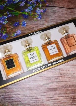 Подарочный набор парфюмерии